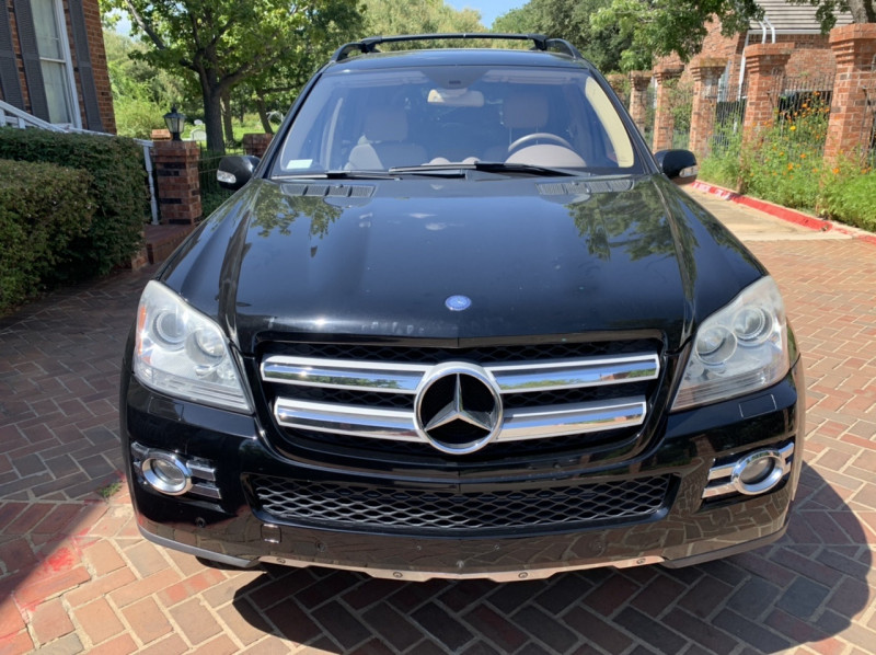 Mercedes-Benz GL-Class 2008 price $11,998