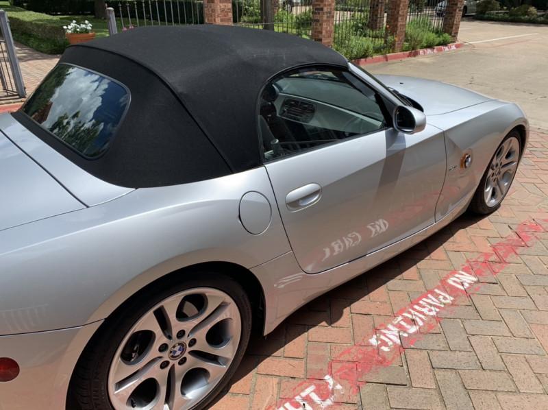 BMW Z4 2003 price $11,998