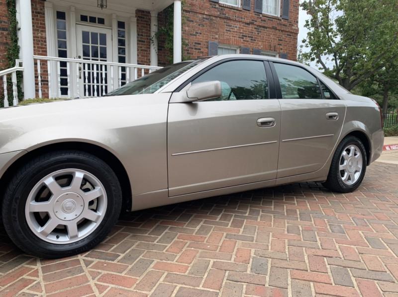Cadillac CTS 2004 price $7,498