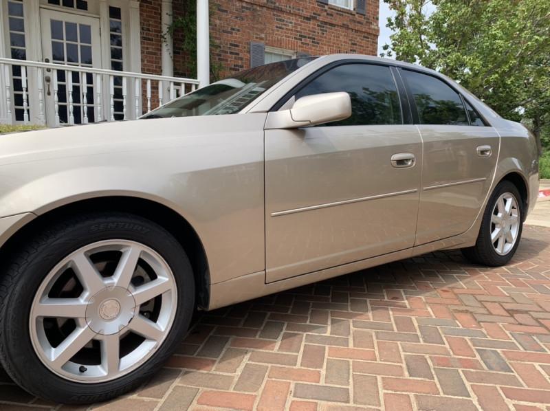 Cadillac CTS 2005 price $4,998