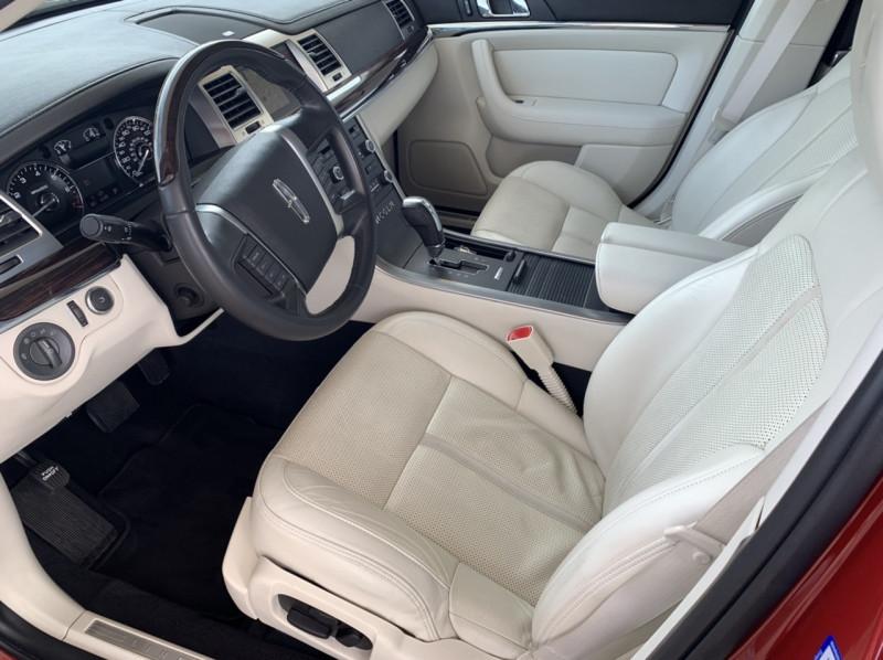 Lincoln MKS 2009 price $11,998
