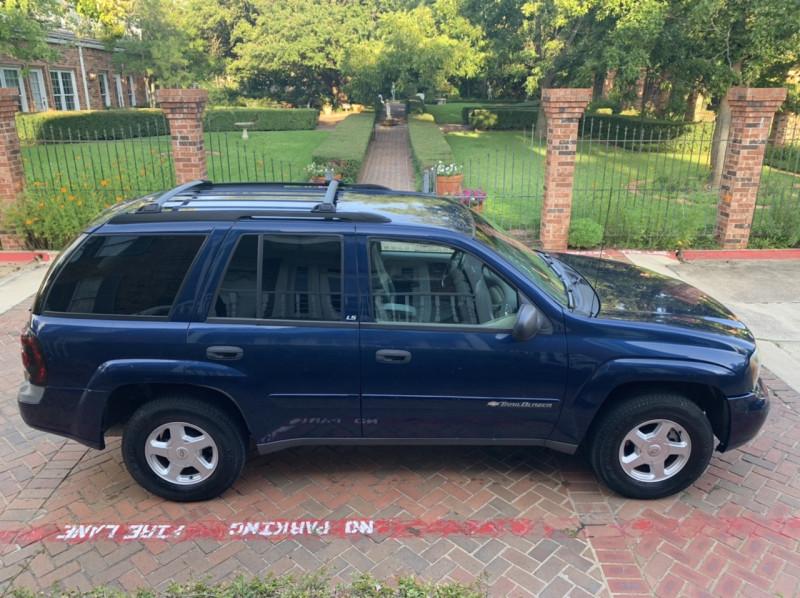 Chevrolet TrailBlazer 2002 price $3,498