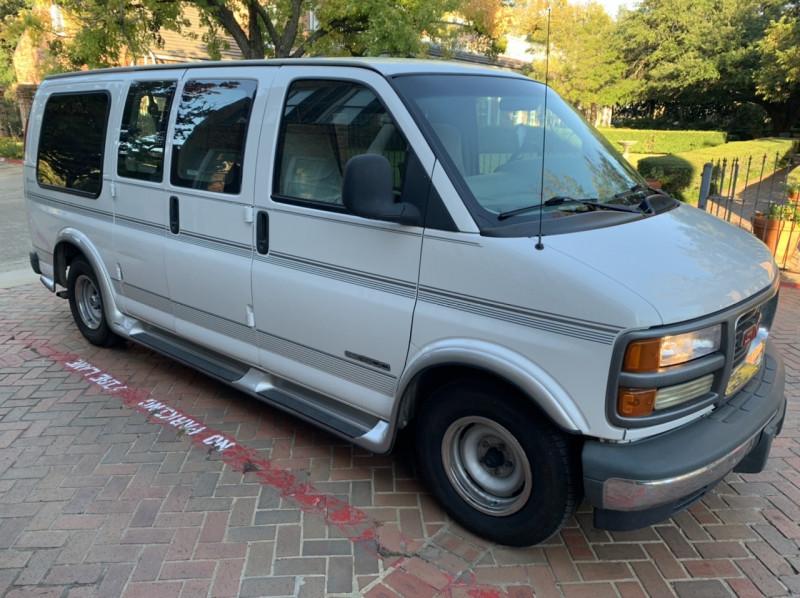 GMC Savana Cargo Van 1998 price $4,998