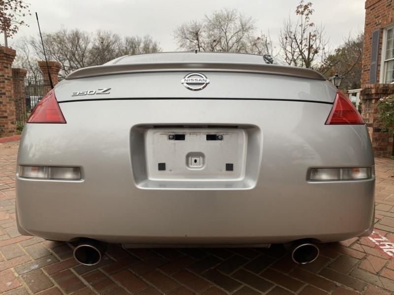 Nissan 350 Z 2005 price $9,998
