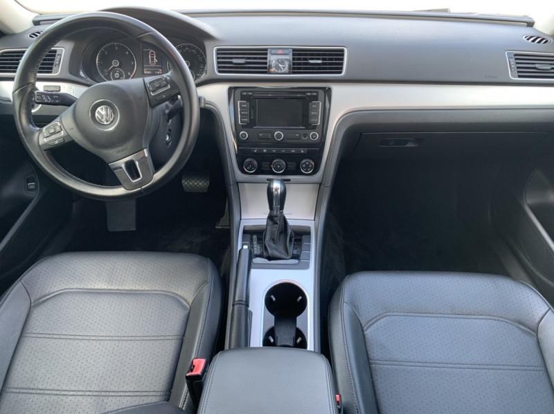 Volkswagen Passat 2013 price $11,998