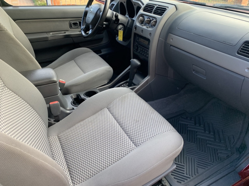 Nissan Frontier 2WD 2002 price $7,498