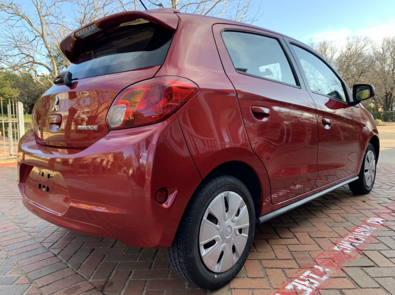 Mitsubishi Mirage 2015 price $7,998