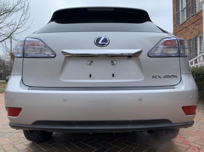 Lexus RX 450h 2011 price $11,998