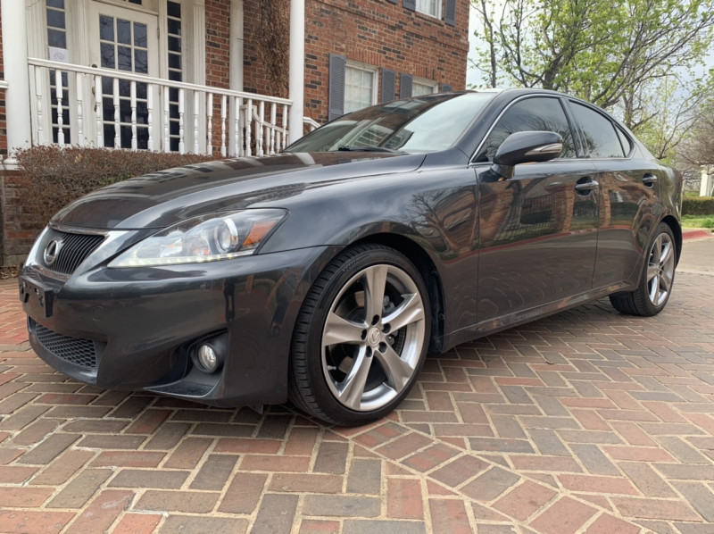 Lexus IS 250 2011 price $12,498