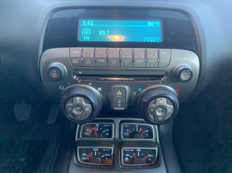 Chevrolet Camaro 2010 price $12,498