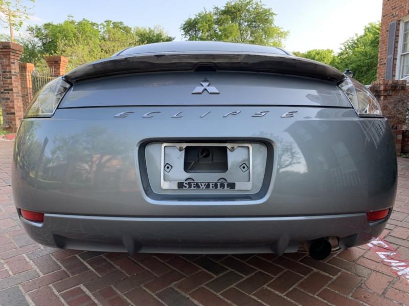 Mitsubishi Eclipse 2007 price $6,298