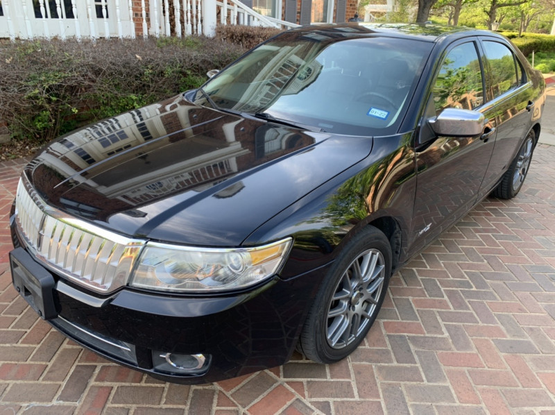Lincoln MKZ 2008 price $5,798