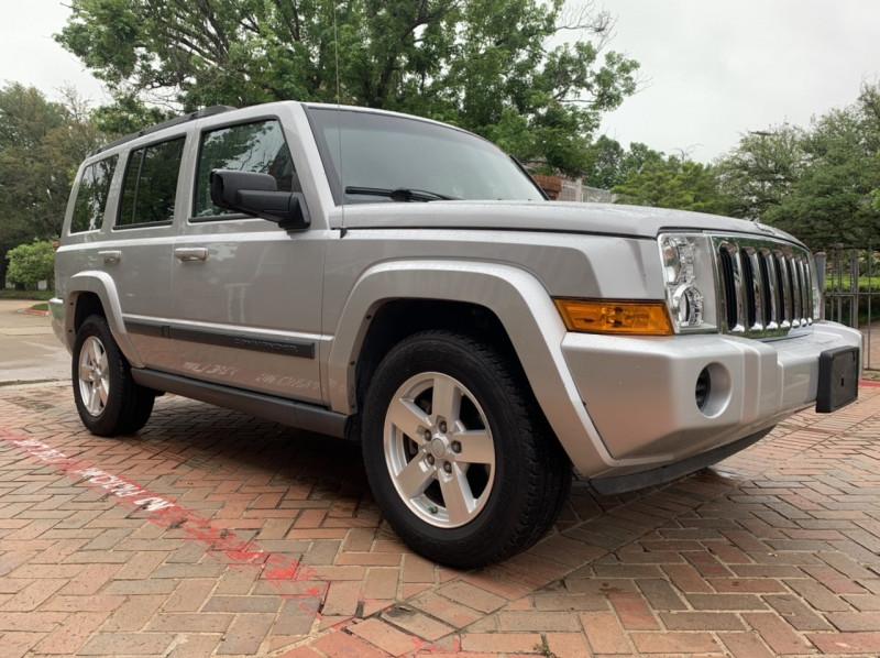 Jeep Commander 2007 price $6,998