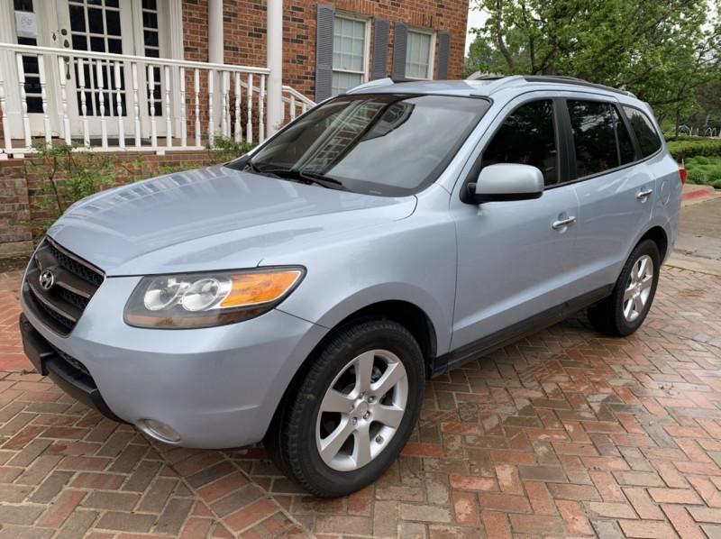 Hyundai Santa Fe 2007 price $7,998