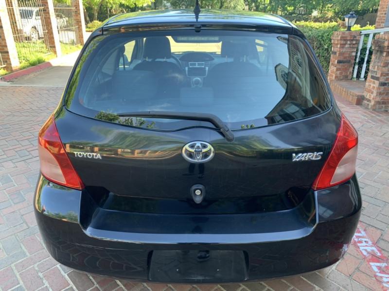 Toyota Yaris 2008 price $4,798
