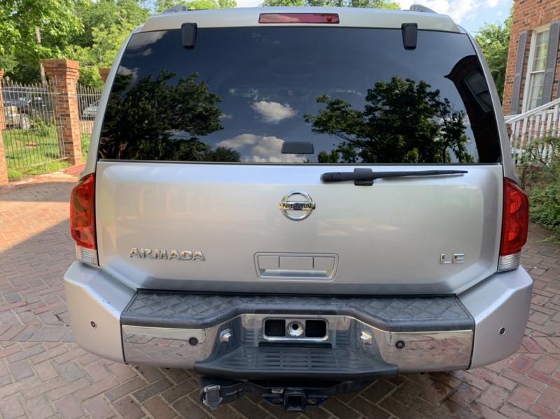 Nissan Armada 2006 price $7,998