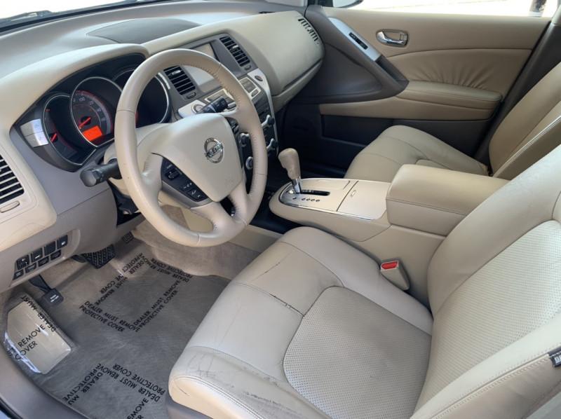 Nissan Murano 2009 price $6,498