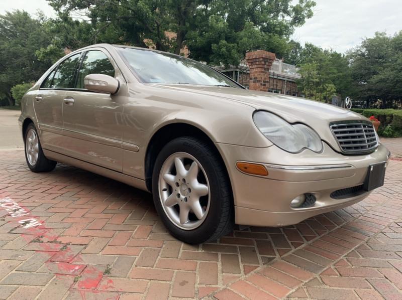 Mercedes-Benz C-Class 2001 price $5,498