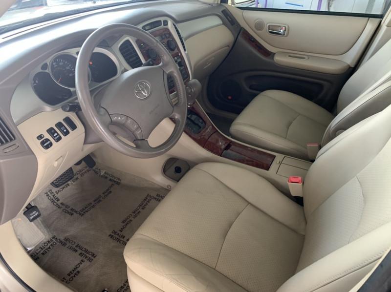 Toyota Highlander 2007 price $9,798