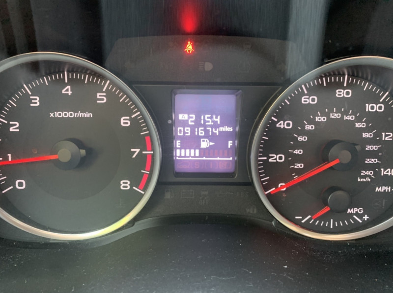 Subaru Impreza Wagon 2015 price $14,498