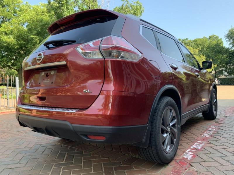 Nissan Rogue 2016 price $15,998