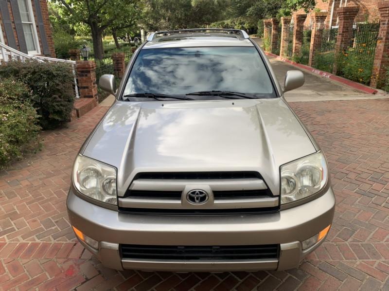 Toyota 4Runner 2004 price $9,998