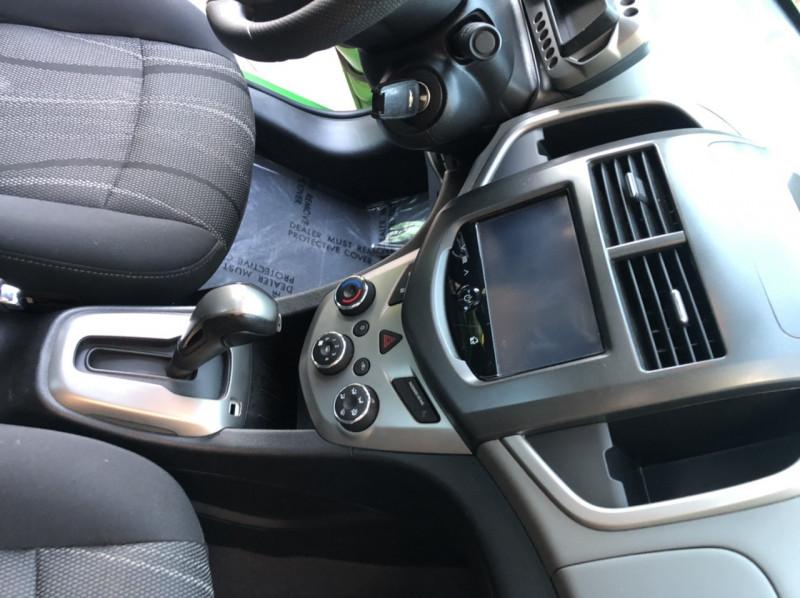Chevrolet Sonic 2014 price $6,798