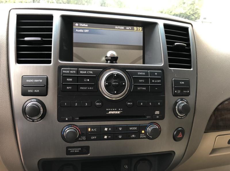 Nissan Armada 2012 price $9,998