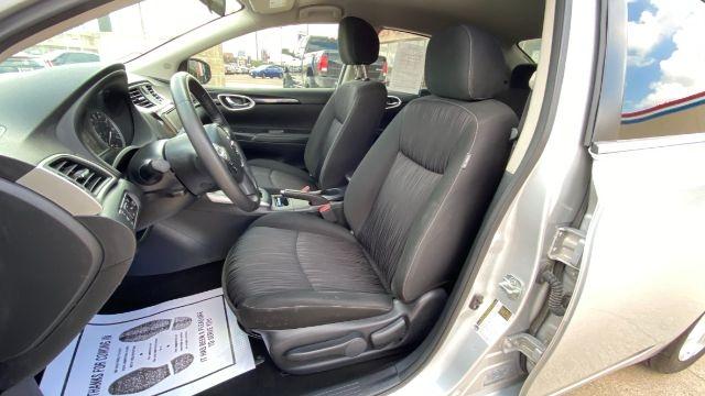Nissan Sentra 2019 price $15,688