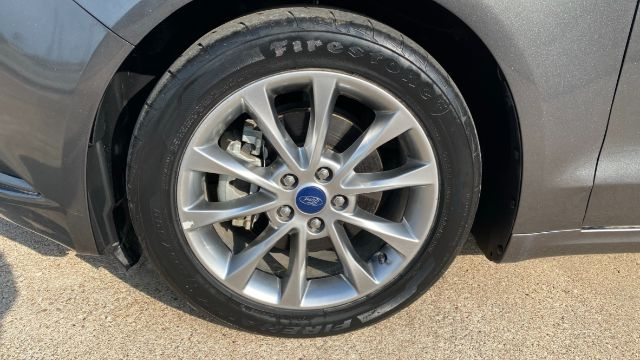 Ford Fusion Hybrid 2017 price $13,488