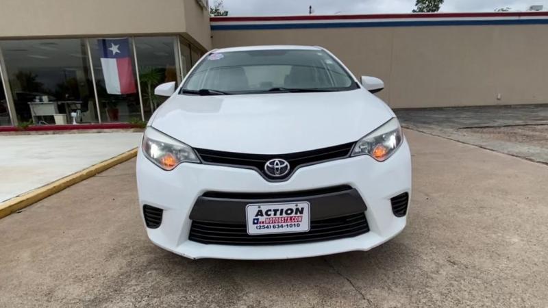 Toyota Corolla 2016 price $13,888