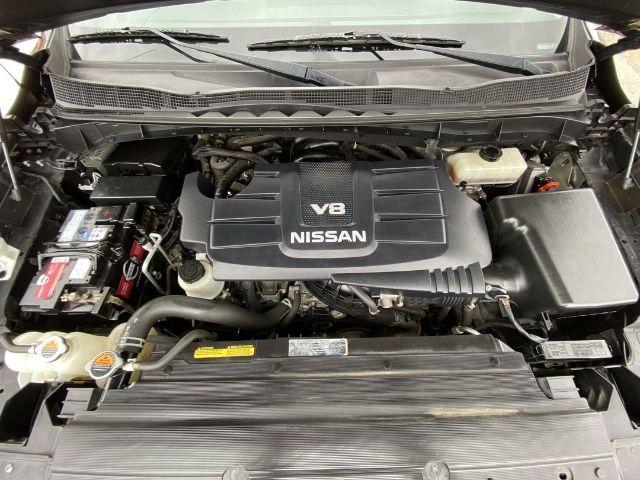 Nissan Titan 2017 price $32,988