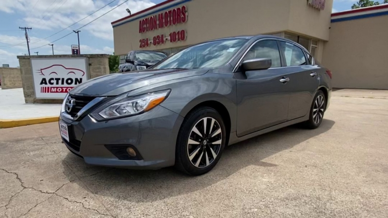 Nissan Altima 2018 price $16,488