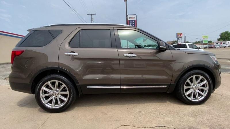 Ford Explorer 2016 price $24,688