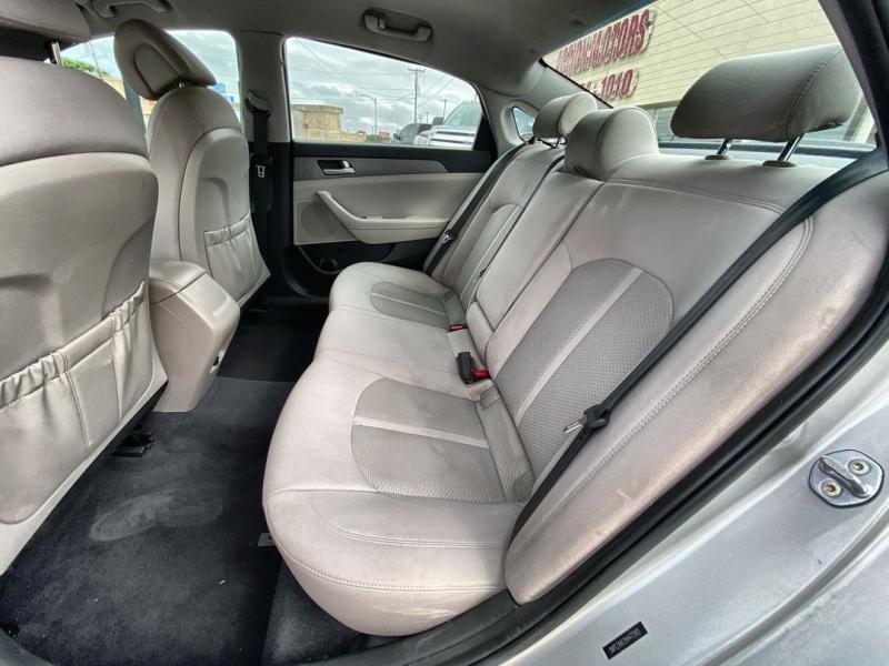 Hyundai Sonata 2017 price $15,511
