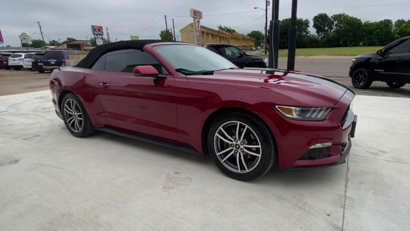 Ford Mustang 2017 price $22,988