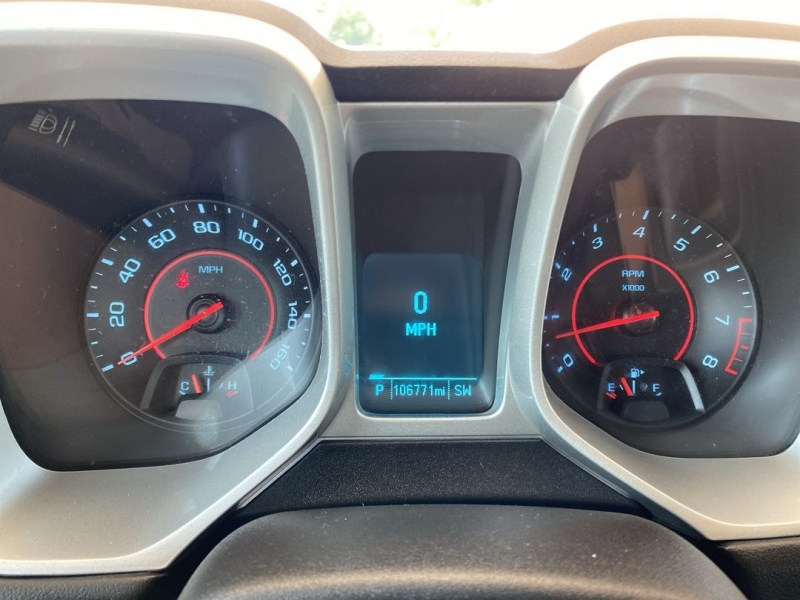 Chevrolet Camaro 2012 price $14,988