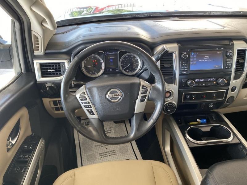 Nissan Titan 2018 price $34,488