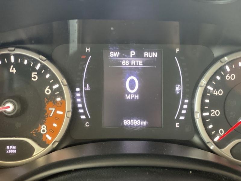Jeep Renegade 2017 price $16,988