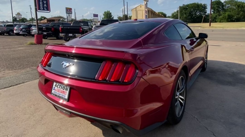Ford Mustang 2016 price $21,988