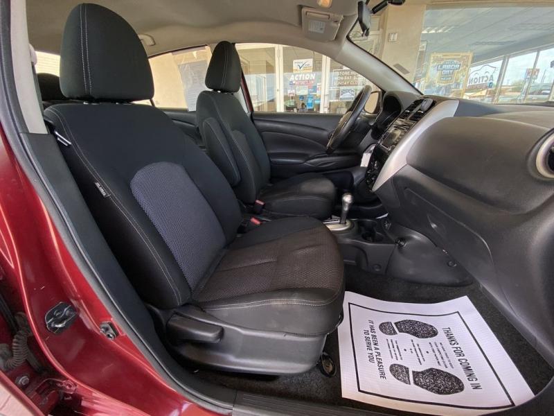 Nissan Versa Sedan 2018 price $12,488