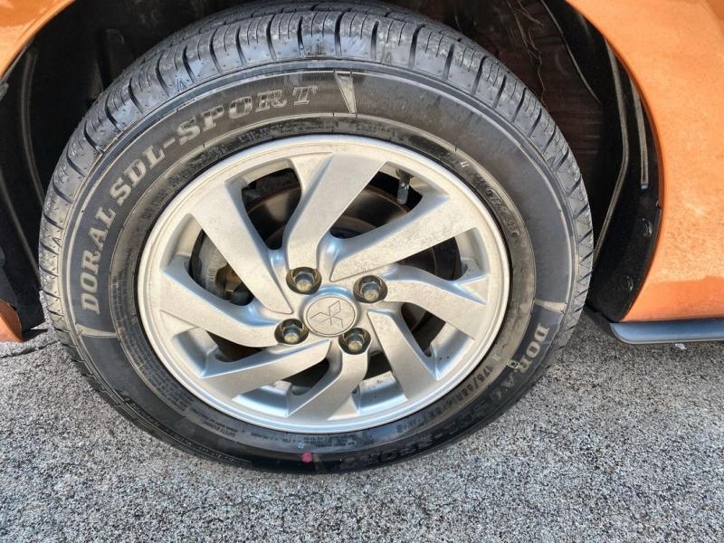 Mitsubishi Mirage 2018 price $11,988