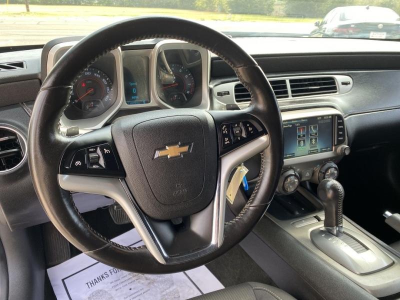 Chevrolet Camaro 2015 price $19,888