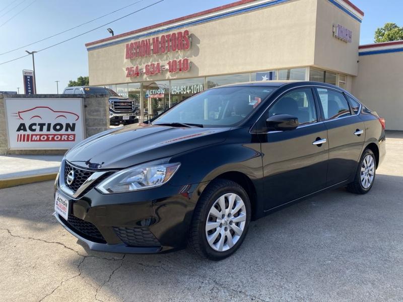Nissan Sentra 2017 price $13,988