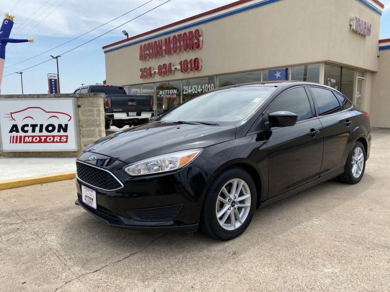 Ford Focus 2018 price $12,988