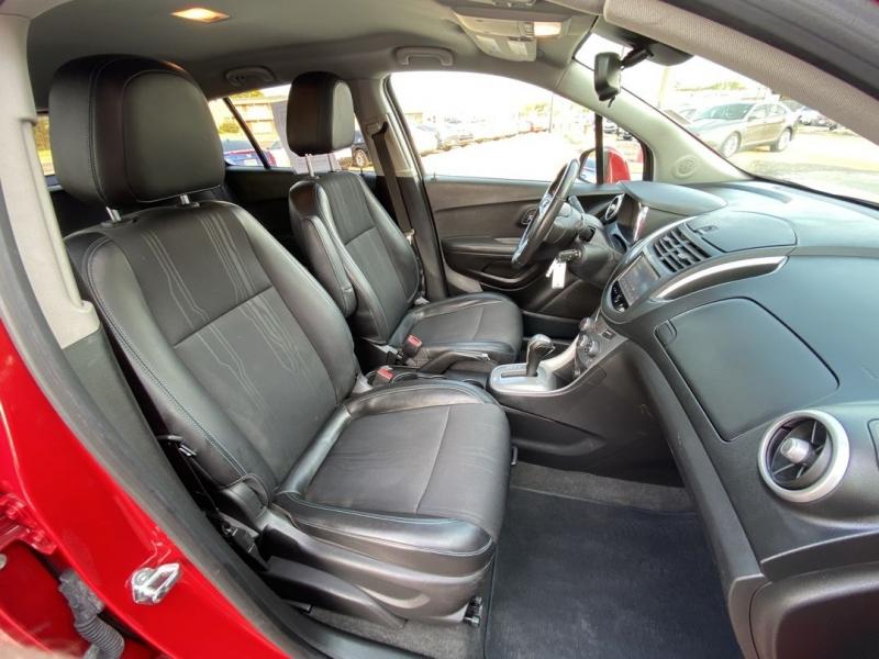 Chevrolet Trax 2016 price $13,288