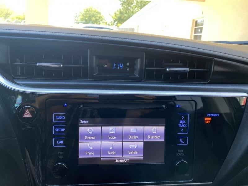 Toyota Corolla 2018 price $18,488