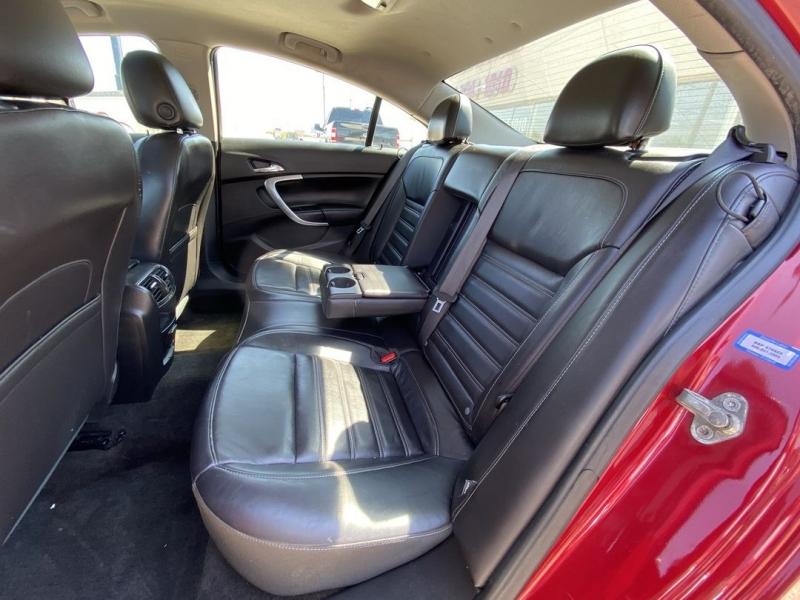 Buick Regal 2013 price $12,488