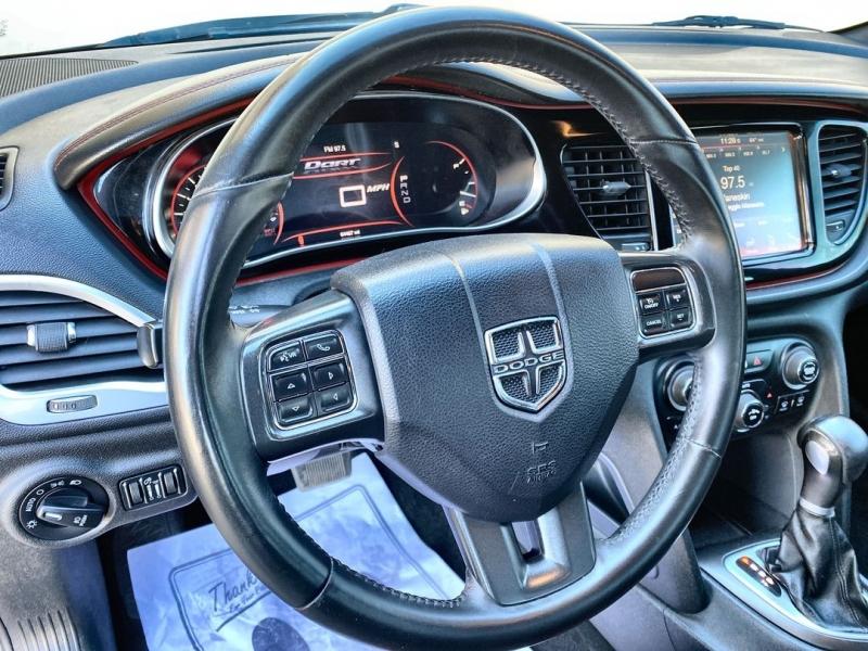 Dodge Dart 2016 price $14,488