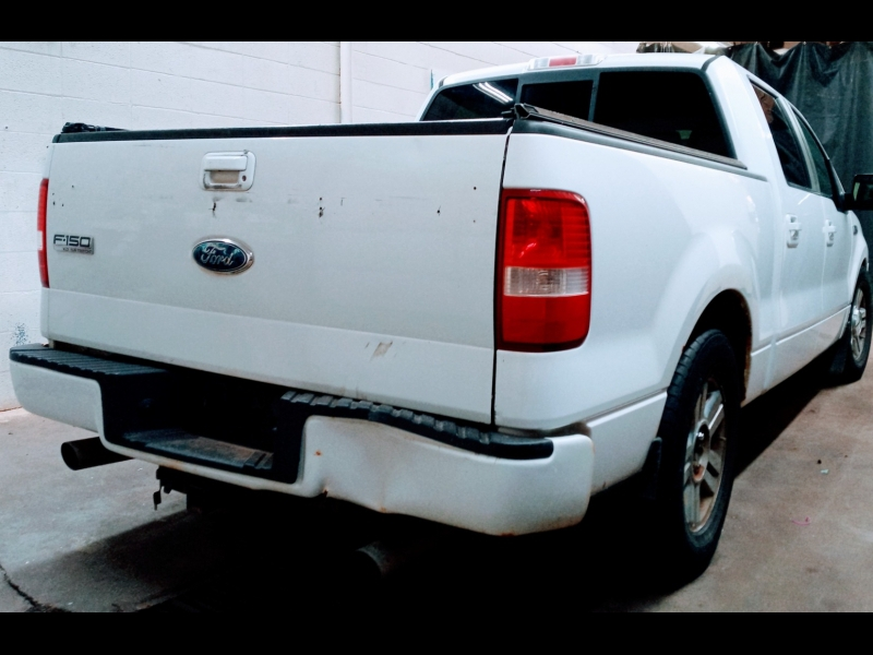 Ford F-150 2007 price $3,300